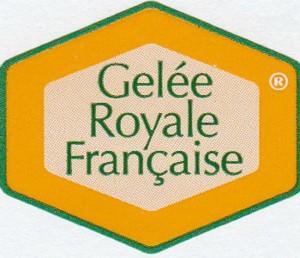 logo gelée royale française du GPGR