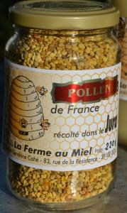 Pollen du Jura - GAEC La Ferme au Miel